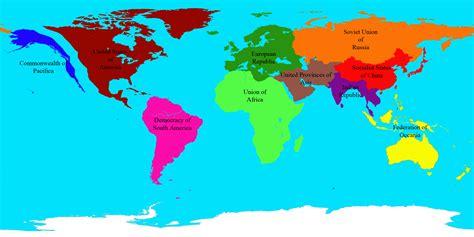 earth political map  morbiusgreen  deviantart