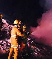 volunteer firefighter light laws push is on for green flashing light law my algoma