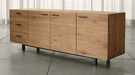 Crate And Barrel Sideboard aspen sideboard crate and barrel