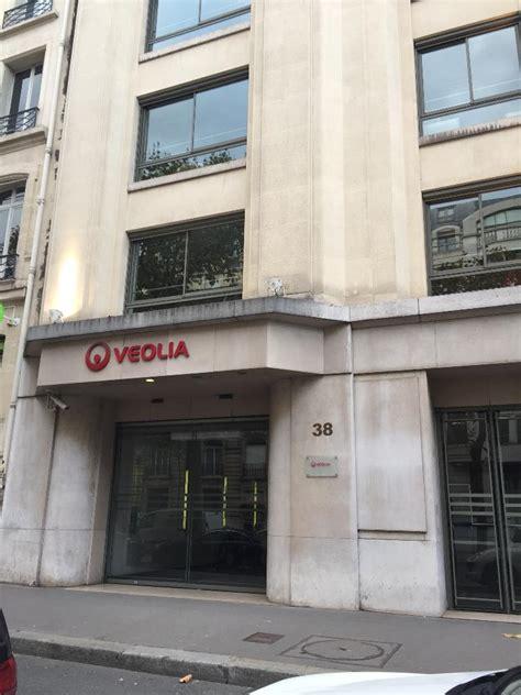 veolia siege veolia eau siège social 3 rue madeleine vionnet 93300