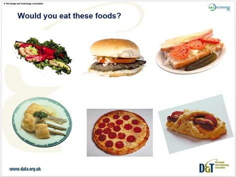 early cuisine food early ks3y7 design and design for health d t
