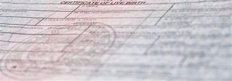 birth  death certificates