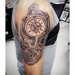 "Street City Tattoos — Custom ""Time is Money"" piece… Did ..."