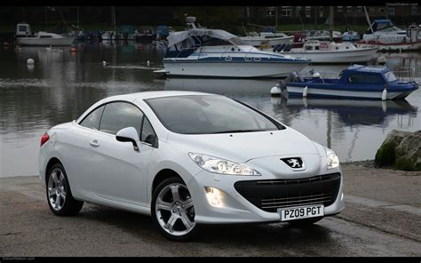 2009 Peugeot 308 Cc Widescreen Exotic Car Pictures 06 Of