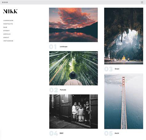stunning photography portfolios examples
