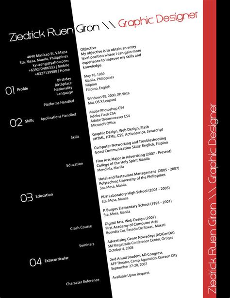 the most creative resumes you will find resume
