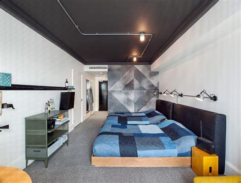 design of small bedroom best 25 ace hotel ideas on pinterest 15138 | 662e44540f5d40d9d15138dead7ce34e ace hotel london hotel bed