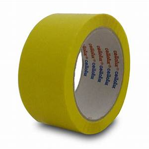 Yellow Pp Packing Tape