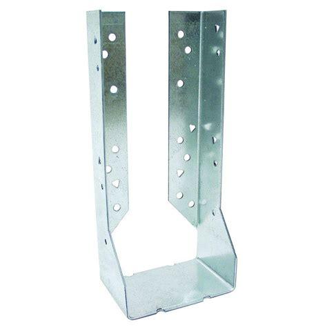 simpson 6 quot joist hangers