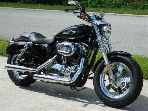 2013 harley davidson xl1200c sportster custom only 1k