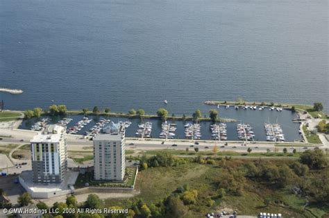 Boat Store Barrie by City Of Barrie Marina In Barrie Ontario Canada