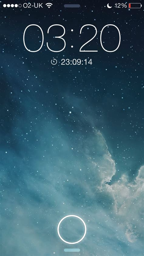 the time on my iphone is wrong iphone lock screen timer wallpaper sportstle