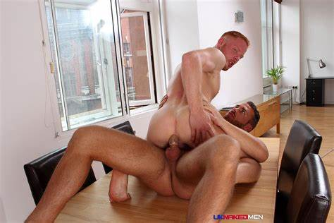Passionate Ginger Gets Prick