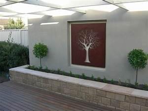 Décoration D Extérieur : d co mur ext rieur beaucoup d 39 id es design pour vos murs ~ Preciouscoupons.com Idées de Décoration