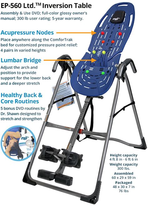 inversion table weight limit teeter inversion table weight limit mloovi blog