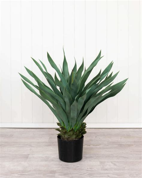 Artificial Plant - Green Agave - 68cm