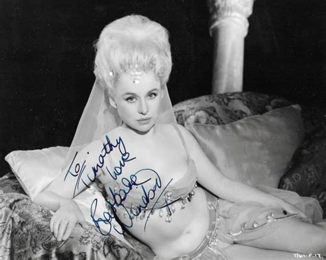 Barbara Windsor – 'Carry On Spying' – 1964 | Regis Autographs