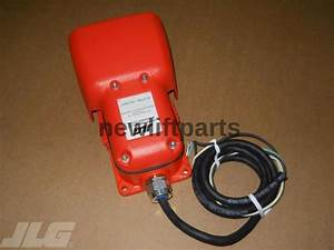 Jlg 0272971   Pedal With Wire