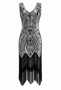 Robe Année 20 Vintage : robe de soiree annee 20 30 ~ Nature-et-papiers.com Idées de Décoration