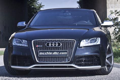 Mcchip Audi Rs5 Supercharged