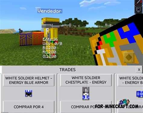 Future Wars Mod For Minecraft Pe