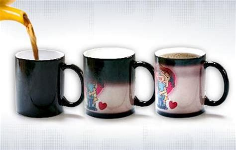 color changing mug home kitchen dining serveware cups mugs