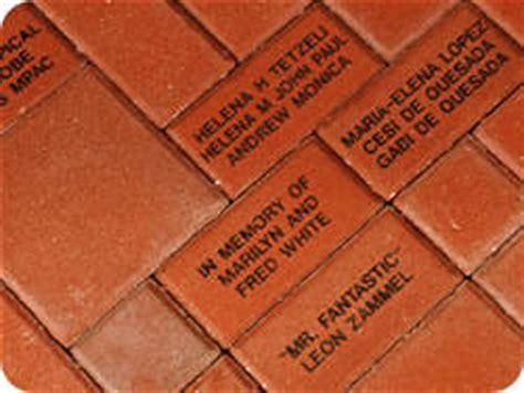 falcon walk purchase bricks  support athletics fivay