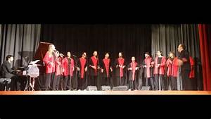 CHRISTMAS CONCERT 2016 Barcelona Gospel Choir 9min - YouTube