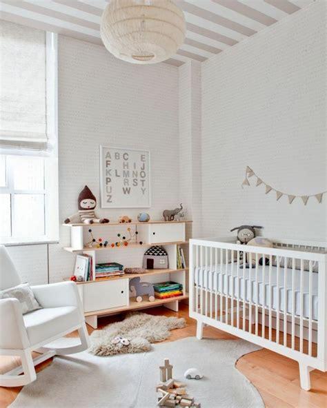 chambre bébé design 25 idées déco chambre bébé de style scandinave