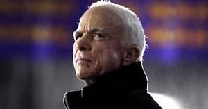 Obama, Bush give eulogies at John McCain's Washington ...