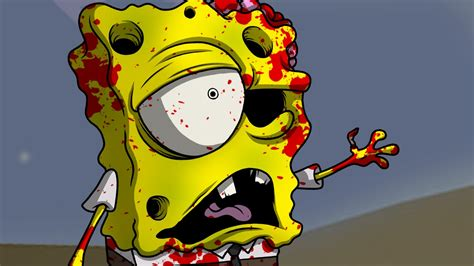 Spongebob Squarepants Zombies!! (cod Waw Custom Maps