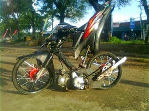Jok Motor Ceper by Modifikasi Motor Honda Supra X Ceper Keren Foto Gambar