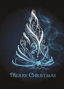 2014 Abstract Christmas tree design vector 07 Vector