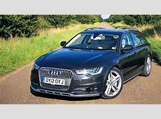 Audi A6 Allroad 30 BiTDi 2012 longterm test review