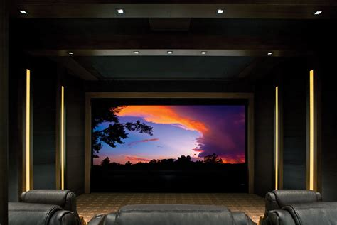 home theater lighting fixtures house ideals