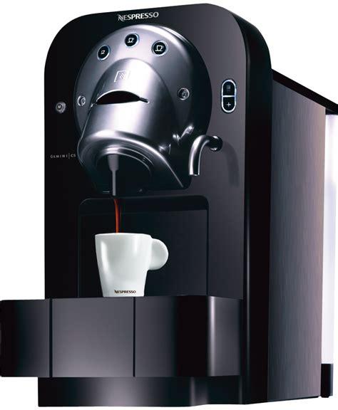 Nespresso Gemini by Gemini Cs100 Pro Coffee Machine Gemini Cs 200 Pro Coffee