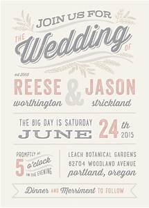 wedding invitations rustic charm at mintedcom With wedding invitations like minted