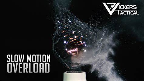 Intense Slow Motion Footage of Random Objects Being Shot ...