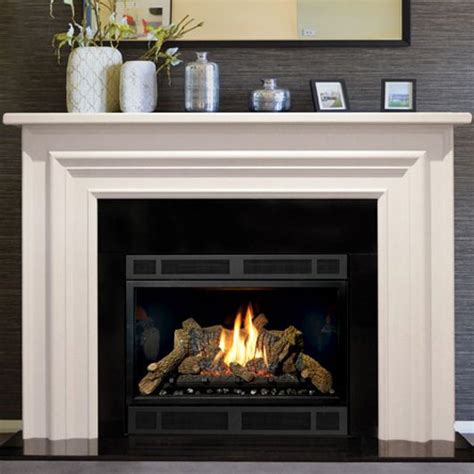 buy a real flame bouvier mantelpiece fireplace in melbourne