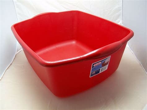Red Kitchen X Large Sterilite 18 Qt Plastic Sink Dish Pan Wash Tub Laundry Plastic Surgery Utah Jobs Dr Becker Surgeon Beaumont Texas Shed Base Foundation Usa Jello Shot Cups With Lids 2 Ounce Bright Colored Chairs Frisco Best Plastics For Bream Fishing Beleza Reviews