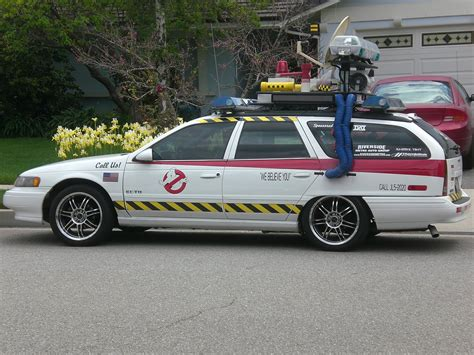 What Is The Ghostbusters Car by Midnight In The Garden Of Evil Ghostbusters