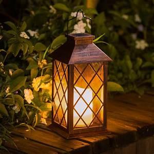 Solar, Hanging, Lights, Uff0csolar, Lantern, Lights, Metal, Sunwind, With, Warm, White, Leds, Fairy, String, Lights