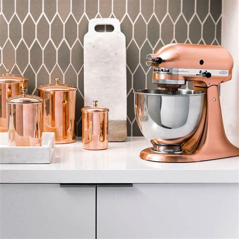 Copper Kitchen Tools