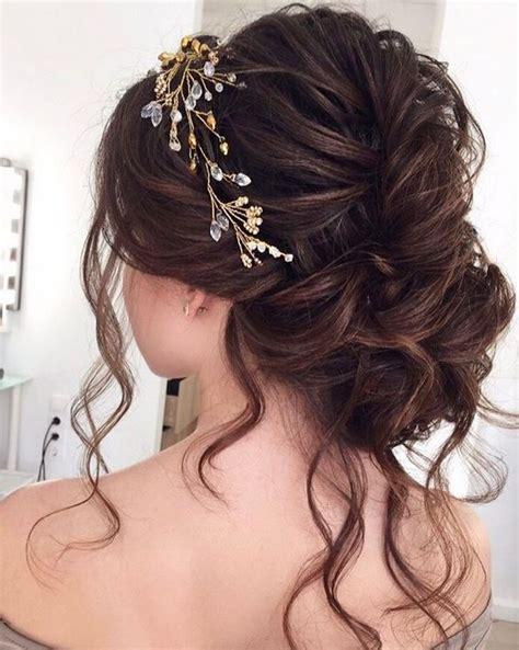 Make Life Easier: 65 Long Bridesmaid Hair & Bridal