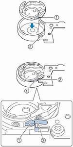 How Do I Insert The Bobbin Case In The Machine