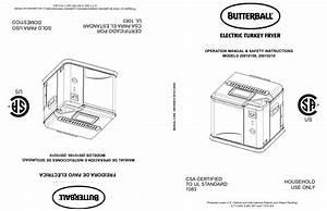 Masterbuilt Fryer 20010109 User U0026 39 S Guide