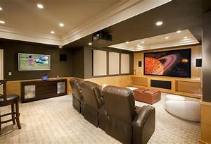 7 great uses for your finished basement lisa sinopoli for Home basement ideas