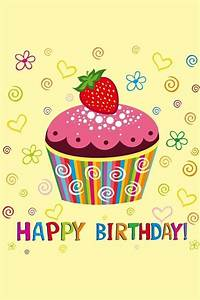Image Gallery happy birthday cupcake images
