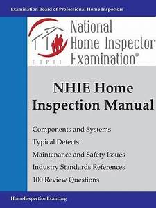9780996451802  Nhie Home Inspection Manual