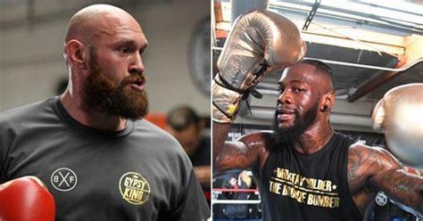 Tyson Fury vs Deontay Wilder UK start time: When is the ...